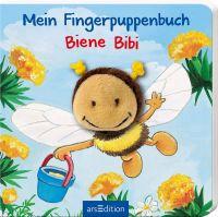 Fingerpuppenbuch 'Biene Bibi'