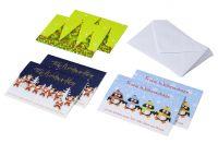 »Weihnachten« Querformat-Karten