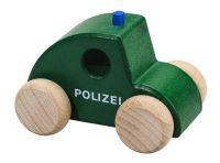 Holzauto 'Polizei'