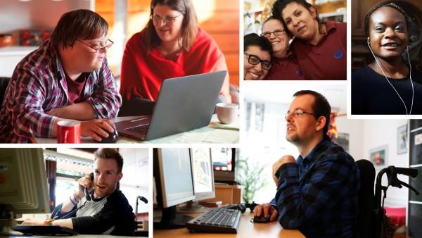 Collage-Internet