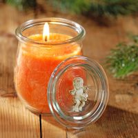 Tulpenglas »Orange«