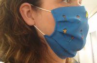 Mund-Nasen-Schutzmaske 'Rudi'