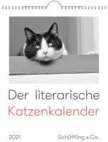 Literarischer Katzenkalender 2021