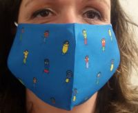 Mund-Nasen-Maske 'Rudi'