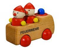 Feuerwehr-Mannschaftswagen 'Manne'