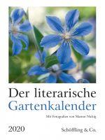 Literarischer Gartenkalender 2021
