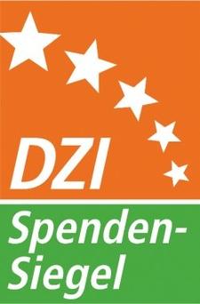 Spendensiegel des Deutschen Zentralinstituts für soziale Fragen