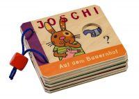 Holz-Buch: 'Joschi: Auf dem Bauernhof'